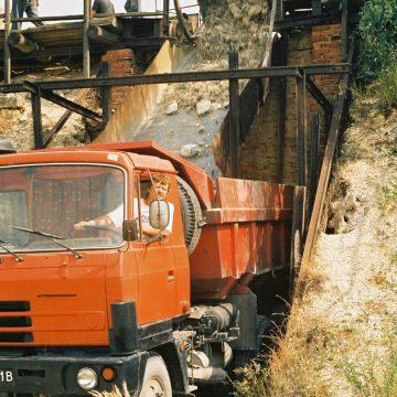 Historia sprzed roku 1998 - SKSM - Strzeblowskie Kopalnie Surowców Mineralnych