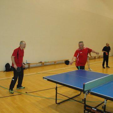 Pierwsze Mistrzostwa SKSM w tenisie stołowym