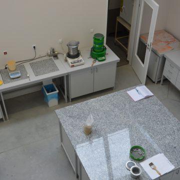 Laboratorium - SKSM - Strzeblowskie Kopalnie Surowców Mineralnych